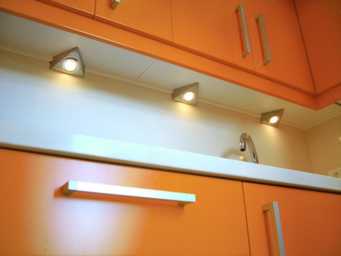 Focos para cocina el foco sofito es un downlight de led - Focos led cocina ...