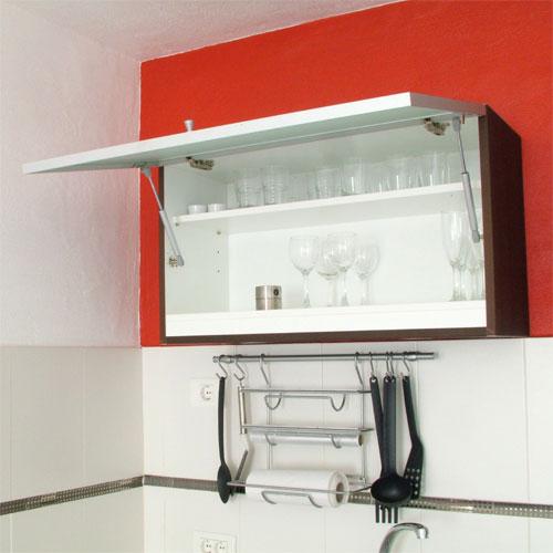 Carpinter a tenerife cocinas lacadas o rusticas for Modulos para cocina