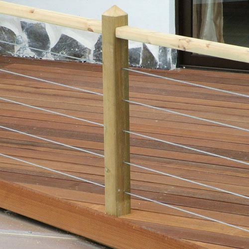 Carpinter a tenerife techos y exteriores de madera - Madera para exteriores ...