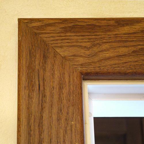 Carpinter a tenerife puertas de madera acristaladas - Marcos de puertas de madera ...