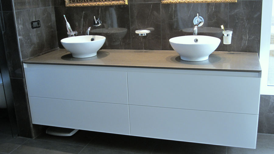 Carpinter a tenerife muebles cocinas armarios - Encimera bano silestone ...
